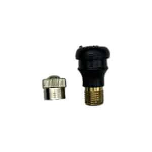 Valve droite pneu Tubeless trottinette electrique wattiz