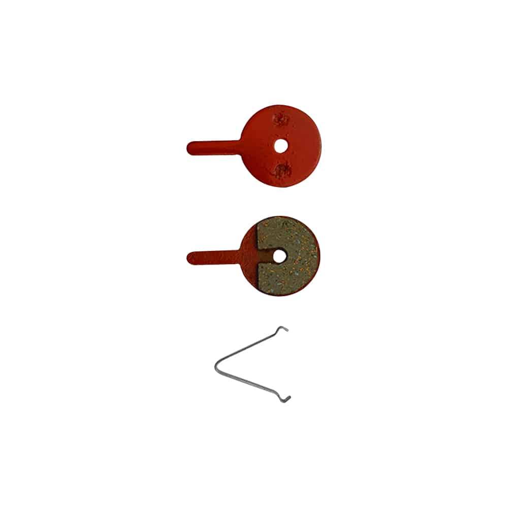 plaquette de frein dualtron speedway 5 trottinette electrique wattiz