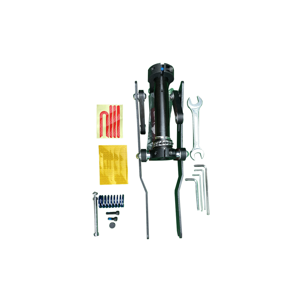 suspension monorim xiaomi m365 wattiz trottinette electrique