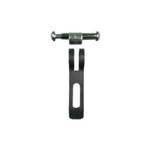 Loquet Verouillage Xiaomi M365 & Pro Couleur Noir trottinette electrique wattiz