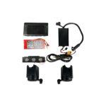 controleur display goride rouge 36v trottinette electrique wattiz