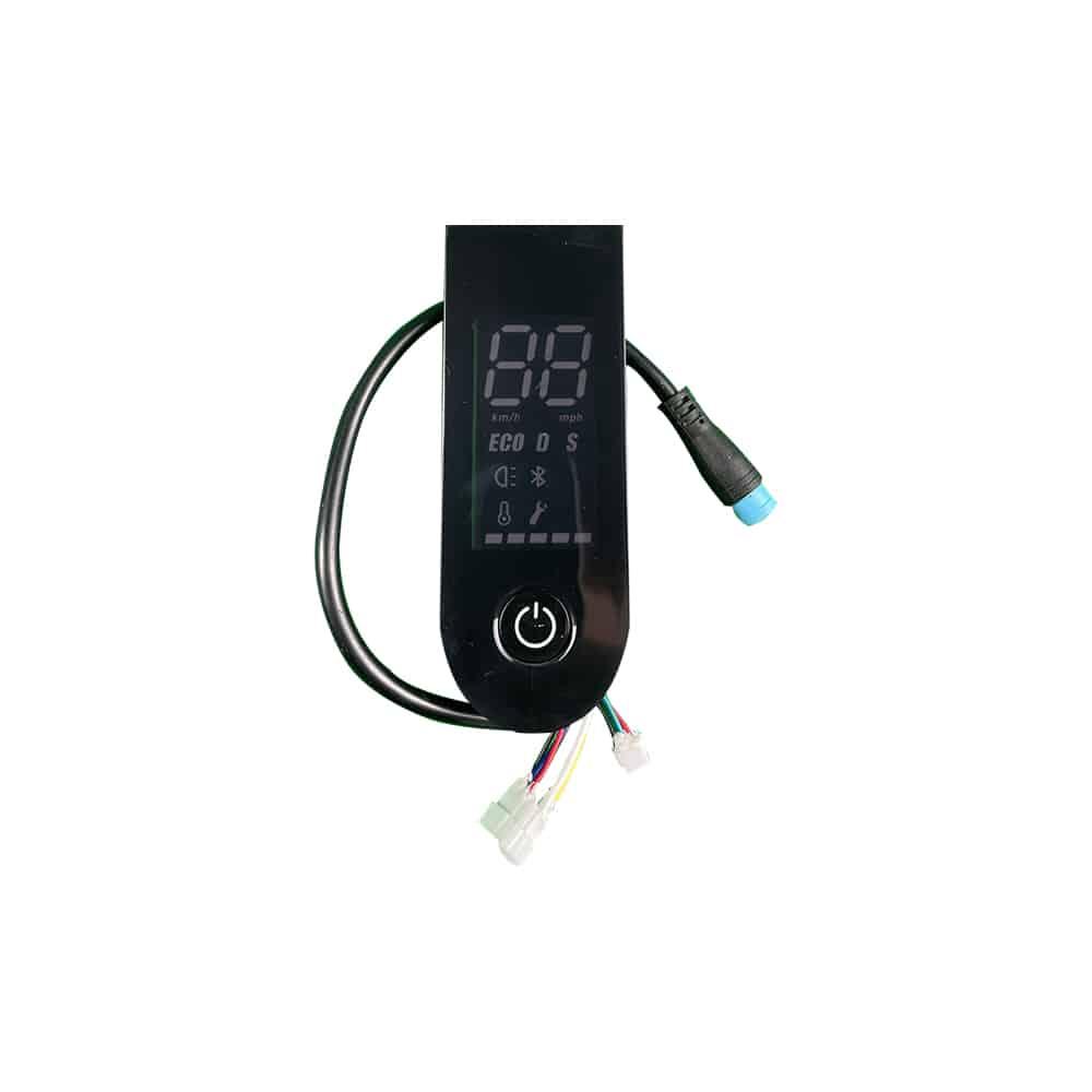 dashboard xiaomi m365 pro trottinette electrique wattiz