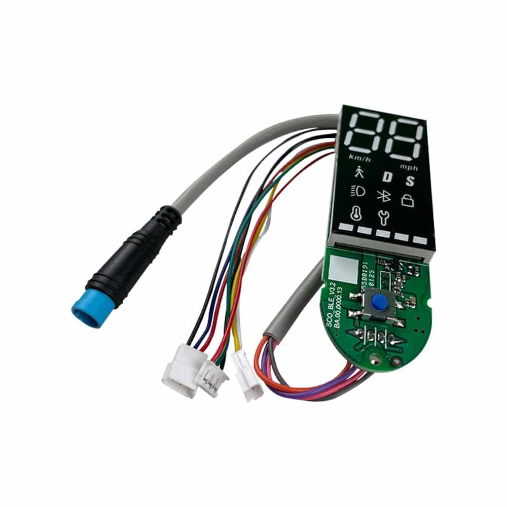 display xiaomi 1s essential pro2 trottinette electrique wattiz
