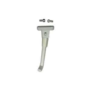 bequille xiaomi m365 pro blanc trottinette electrique wattiz