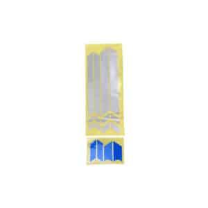 Stickers Décoratifs Xiaomi M365 & M365 Pro trottinette electrique wattiz