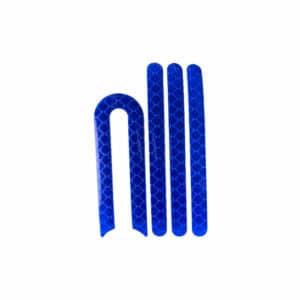 stickers bleu cache roue xiaomi m365 trottinette electrique wattiz