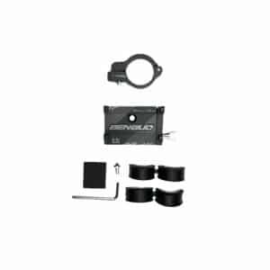Support Téléphone - Couleur Noir trottinette electrique wattiz