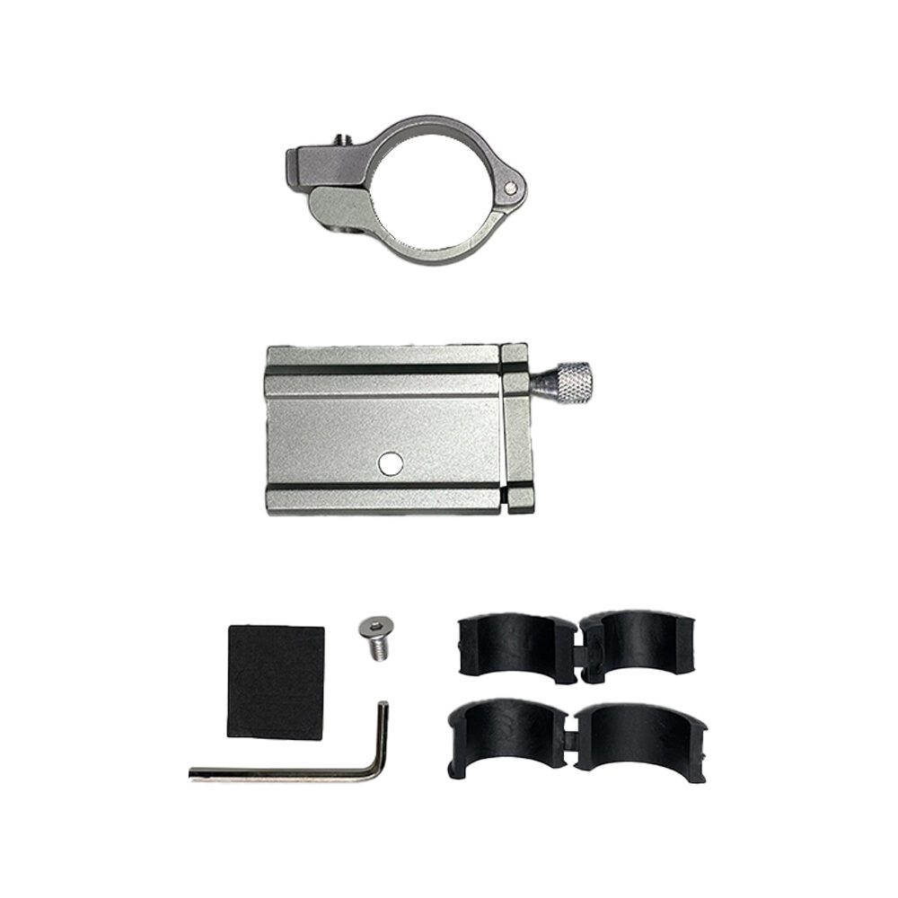 Support Téléphone - Couleur Silver trottinette electrique wattiz