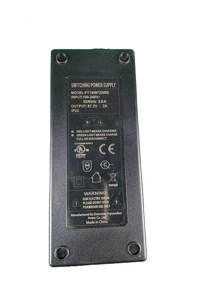 chargeur ce 67 2v 2A citicoco trottinette electrique
