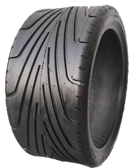 pneu 215 40 12 tubeless trottinette electrique wattiz