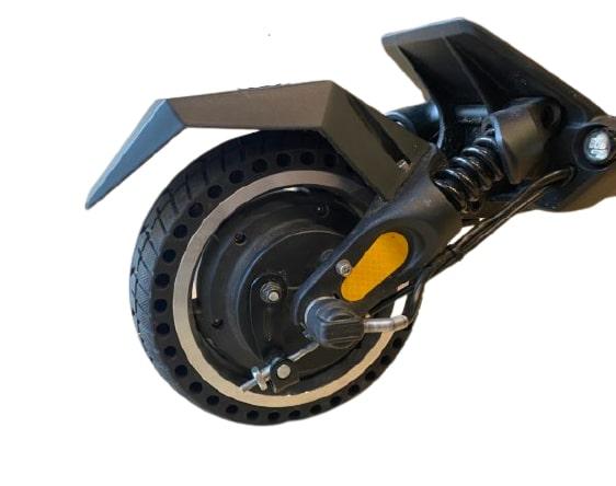 pneu plein dualtron mini speedway leger