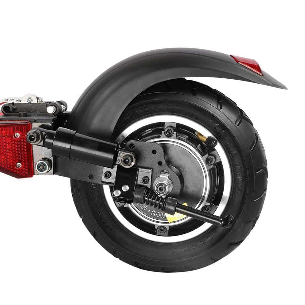 roue arriere kugoo m4 kirin trottinette electrique wattiz