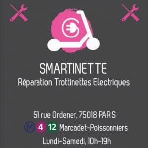 smartinette 75018 paris